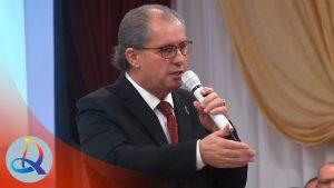 Culto de Jubilação do Pastor Reuel Bernardino