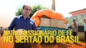Natal missionário no nordeste do Brasil (1ª Parte)