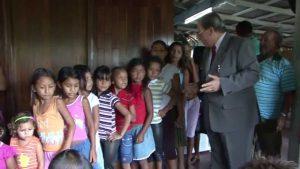 Natal Missionário em comunidades no Amazonas