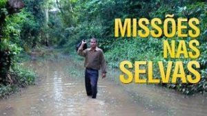 Gideões faz doação de moto para missionário na Selva