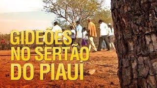 Missionário socorrendo a seca no sertão
