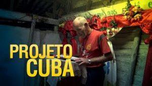 Missionário de 70 anos dos Gideões em CUBA