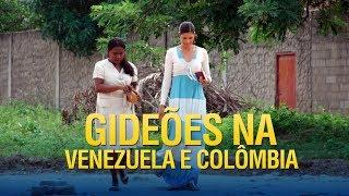 Entrevista com a missionária dos Gideões Cleuzeli