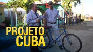 Gideões fazendo missões em CUBA