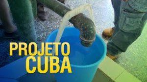 Casal de missionários constroem poço artesiano em Cuba