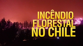 Incêndio florestal alcança igreja missionária (2ª Parte)