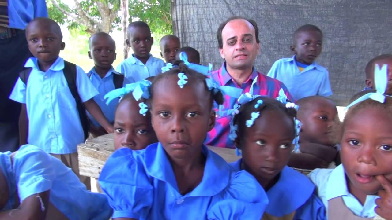 Escola dos Gideões no HAITI