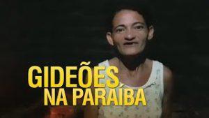 Missionária dos Gideões na Paraíba