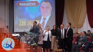 Aniversário do Pr. Zilmar Miguel