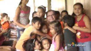 Momentos do Natal Missionário de Fé no Amazonas