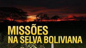 Gideões Missionários evangelizando na Selva Boliviana