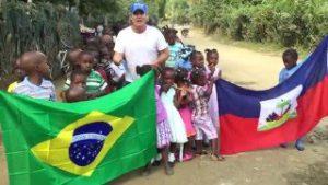 Natal Missionário de Fé no HAITI em Capotilho