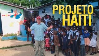 Ajude com o Natal Missionário de Fé no Haiti
