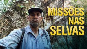 Gideões evangelizando nas selvas
