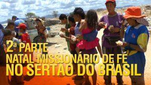 Natal missionário no nordeste do Brasil (2ª Parte)