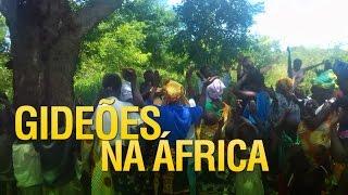 Culto ao ar livre na África