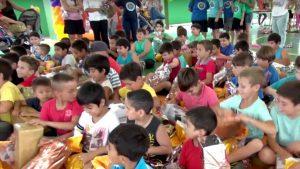 Natal Missionário de Fé em Escola em Camboriú