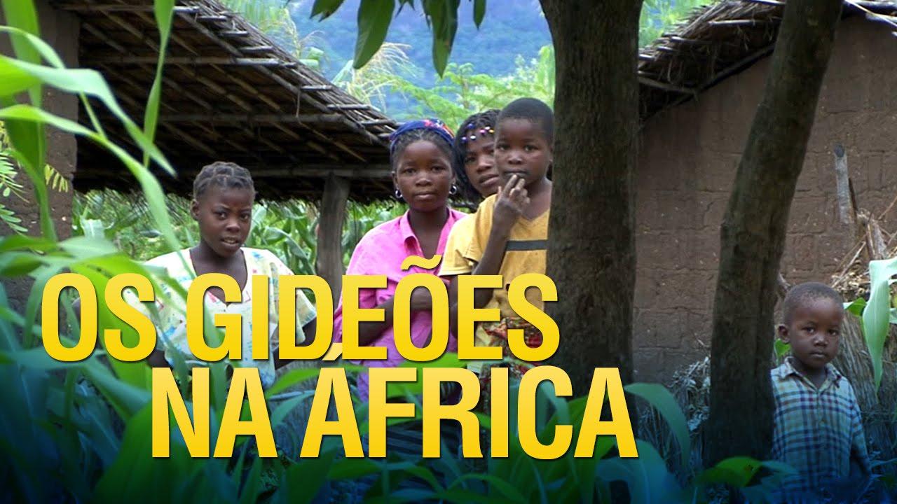 20 anos de missões na África