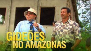 Gideões presente no amazonas