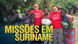 Missionária dos Gideões em Suriname