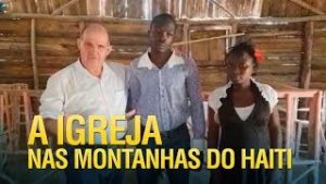 Gideões adota mais uma igreja no Haiti