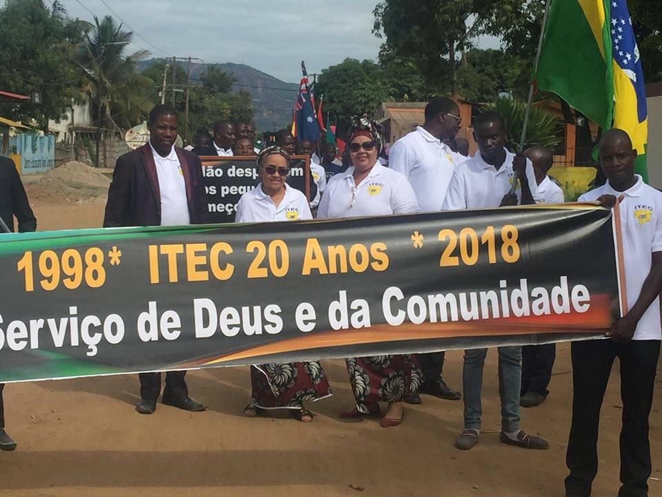 Relatório Anual das Atividades do Instituto Teológico de Cuamba