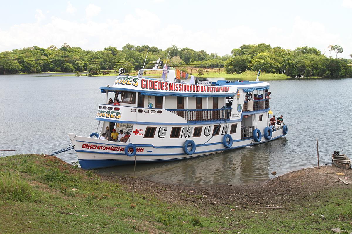 Gideões Missionários atuando há 35 anos no Amazonas