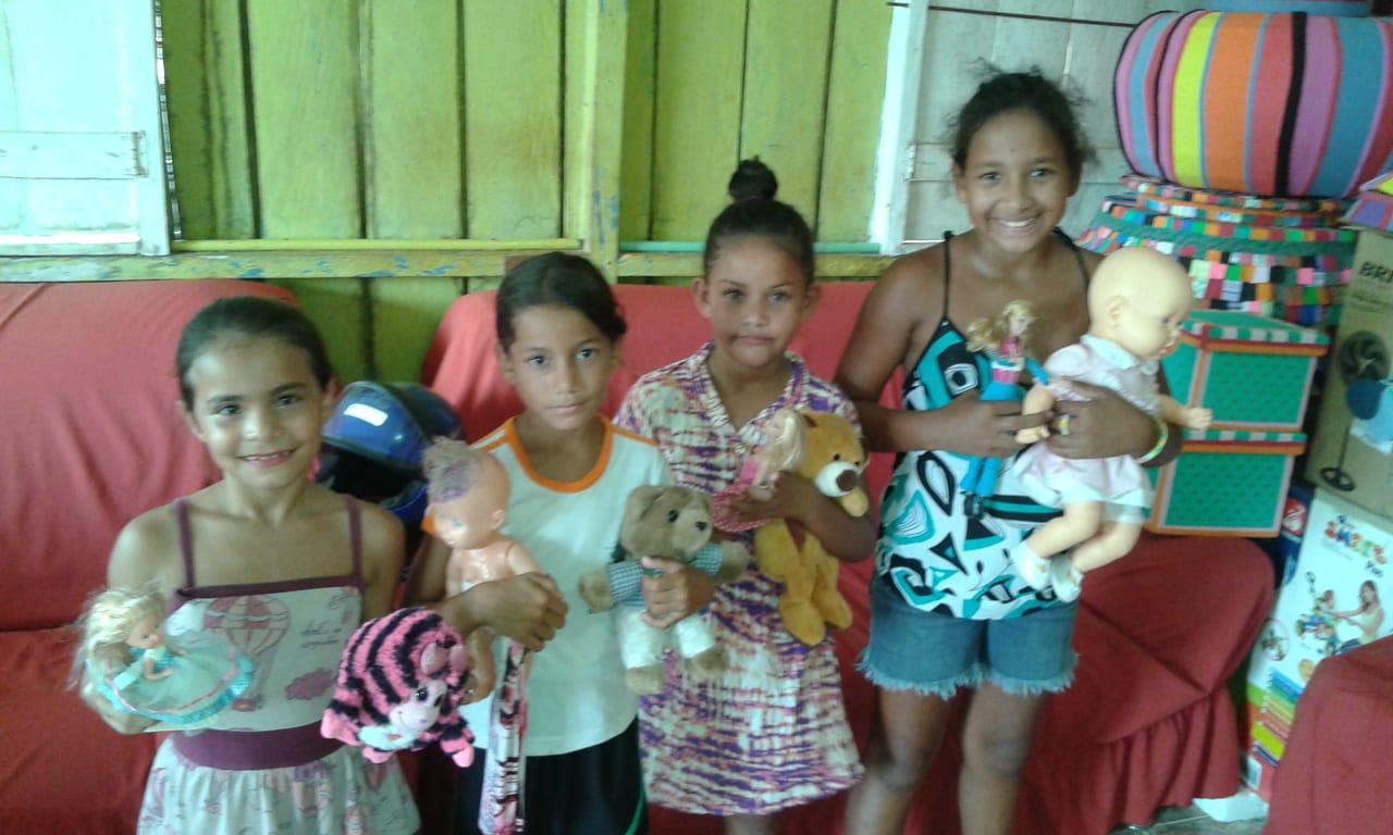 Natal Missionário de Fé em regiões da cidade e em áreas rurais no Acre