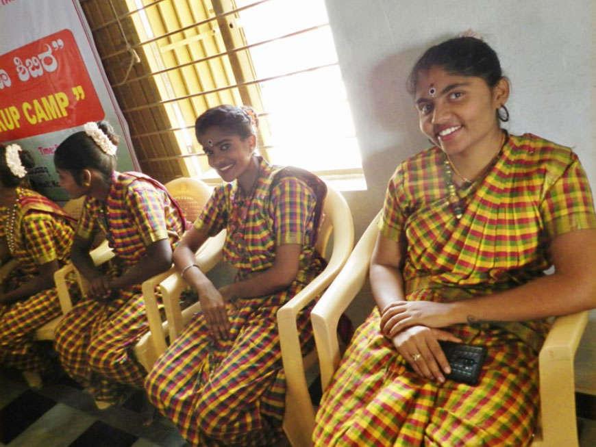 Evangelismo e atendimento médicos em alguns estados na Índia