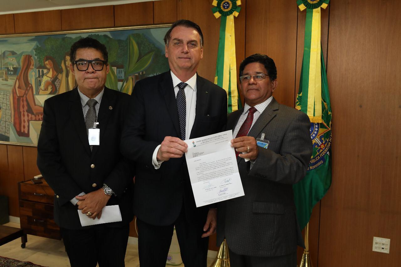 Presidente Bolsonaro confirma vinda ao Congresso dos Gideões