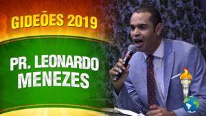 Gideões 2019 – Pr. Leonardo Menezes