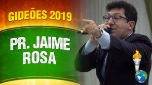 Gideões 2019 – Pr. Jaime Rosa