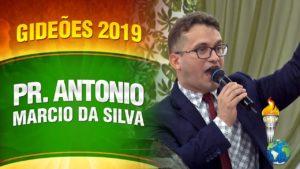 Gideões 2019 – Pr. Antonio Marcio da Silva
