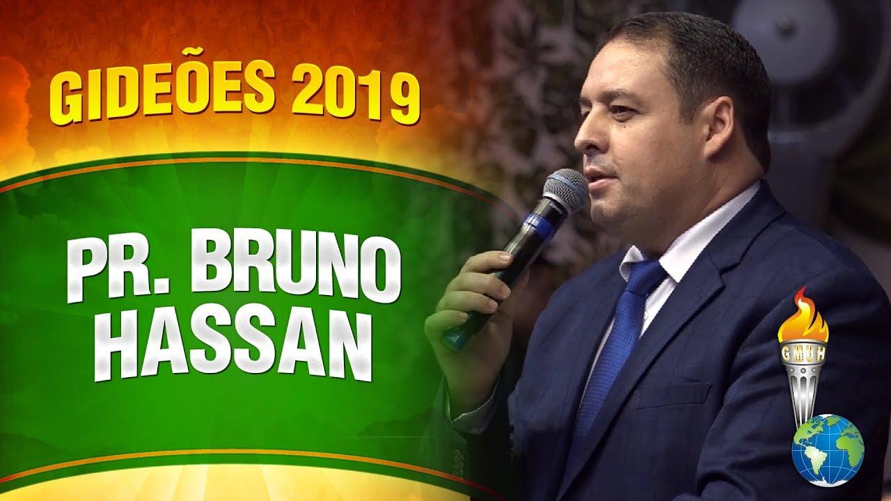 Gideões 2019 – Pr. Bruno Hassan