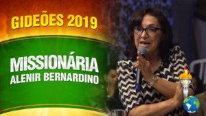 Gideões 2019 – Missionária Alenir Bernardino Buck