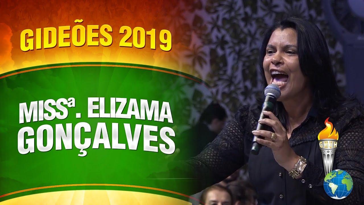 Gideões 2019 – Missionária Elizama Gonçalves Brito