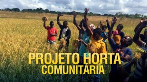 Projeto Horta Comunitária em Namacuva