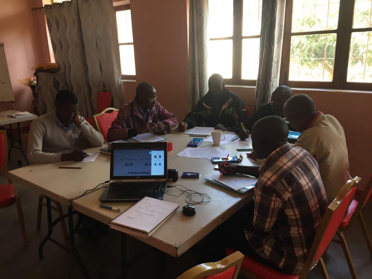 Projeto de Tradução Oral da Bíblia na Angola