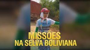O caminho para evangelizar a selva boliviana