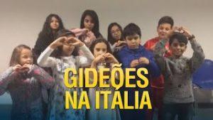 Natal Missionário de Fé na Itália