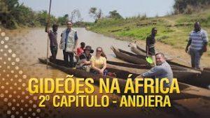 Gideões na África – Andiera