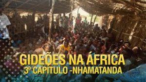 Gideões na África – Nhamatanda