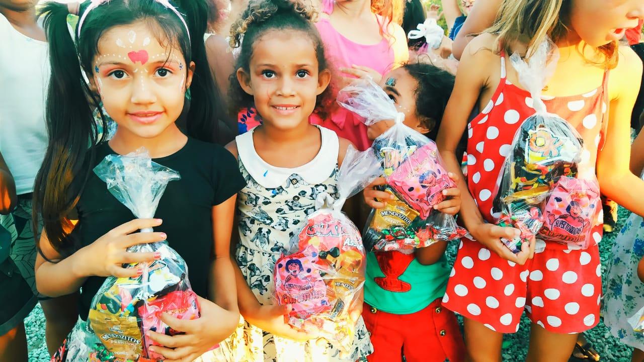 Natal Missionário de Fé em Poço da Moita na Bahia