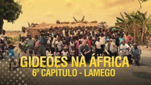 Gideões na África – Lamego