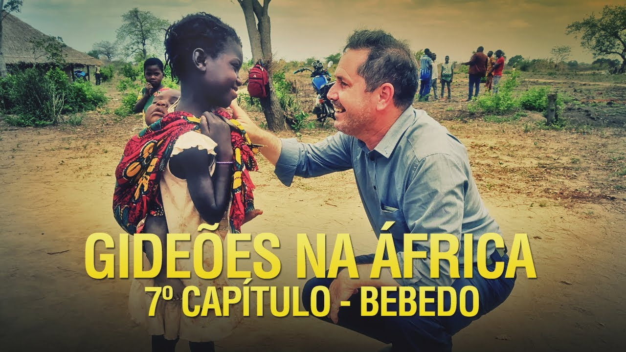 Gideões na África – Bebedo