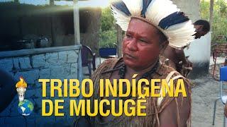 Gideões evangelizando a Tribo Indígena Mucugê