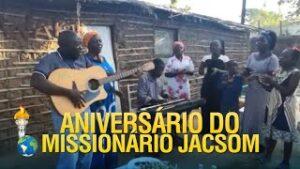 Aniversário do Missionário Jacsom em Mahatane