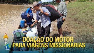 Doação para a Obra Missionária – Nas 3 Fronteiras