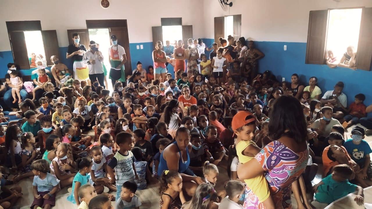 Natal Missionário de Fé no sertão da Bahia