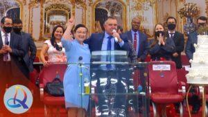 Culto de Ação de Graças ao Pr. Zilmar e Inês Miguel